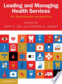 Leading and Managing in Health Services