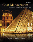 Cover of Cost Management: Strategies for Business Decisions