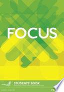 Focus BrE 1 Student's Book