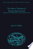 The Music Treatises of Thomas Ravenscroft