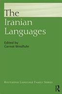 The Iranian Languages