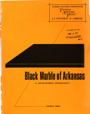 Project for Developing a Black Marble Enterprise in Arkansas Pdf/ePub eBook