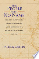 The People with No Name
