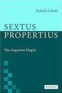 Sextus Propertius