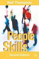 People Skills Book