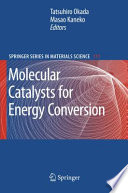 Molecular Catalysts For Energy Conversion Book PDF