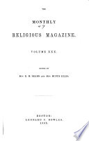 The Monthly Religious Magazine
