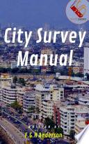 City Survey Manual