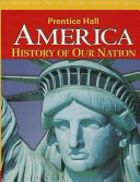 America History Of Our Nation 2014 Survey Student Edition Grade 8