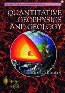 Quantitative Geophysics and Geology
