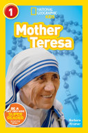 National Geographic Readers  Mother Teresa  L1
