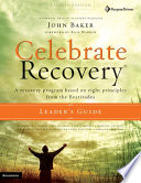 Celebrate Recovery Updated Leader s Guide Book PDF
