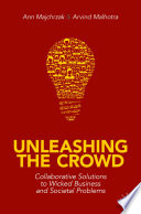 Unleashing the Crowd Book PDF