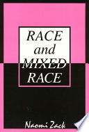 Race And Mixed Race Book PDF
