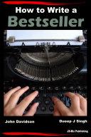 How to Write a Bestseller [Pdf/ePub] eBook