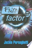 Faith Factor Ot Book PDF
