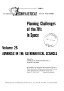 Planning Challenges Of The 70 S In Space Book PDF