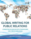 Pdf Global Writing for Public Relations