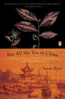 For All the Tea in China Pdf/ePub eBook