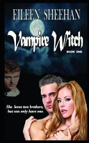 Vampire Witch Book