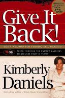 Give It Back! [Pdf/ePub] eBook