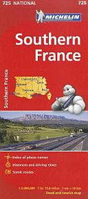 Michelin Southern France / Michelin France Sud