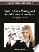 Social Media Mining and Social Network Analysis  Emerging Research