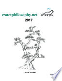 exactphilosophy net 2017 Book