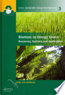 Biomass As Energy Source Book PDF