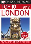 DK Eyewitness Top 10 London Book
