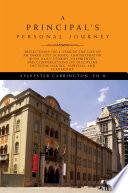 A Principal S Personal Journey Book PDF