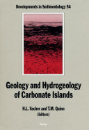 Geology and hydrogeology of carbonate islands ebook