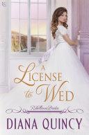 A License to Wed [Pdf/ePub] eBook