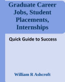 Graduate Career Jobs  Student Placements and Internships