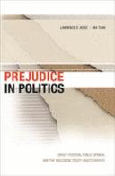 Prejudice in Politics