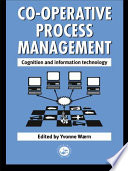 Cooperative Process Management  Cognition And Information Technology