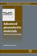 Advanced Piezoelectric Materials Book