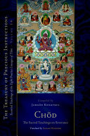 Chod: The Sacred Teachings on Severance Pdf/ePub eBook