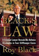 Black s Law Book
