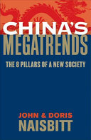 Cover of China's Megatrends