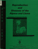 Reproduction And Diseases Of The Alpaca And Llama Book PDF