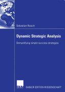 Dynamic Strategic Analysis