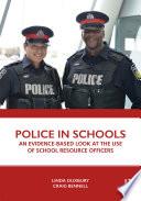 Police in Schools