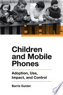 Children and Mobile Phones Book