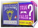 The Cuckoo s Calling   True or False    Trivia King  Book
