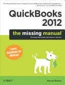 QuickBooks 2012: The Missing Manual [Pdf/ePub] eBook