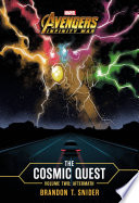 Marvel S Avengers Infinity War The Cosmic Quest Volume Two