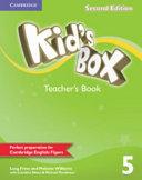 Kid's Box Level 5 Teacher's Book