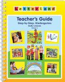 Kindergarten Teacher s Guide Vol 2  US Edition