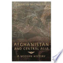 Afghanistan and Central Asia Book PDF
